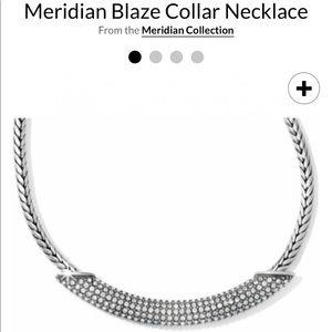 Meridian blaze collar necklace NWT Brighton